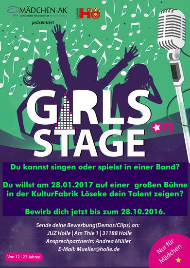 Girls on Stage 2017