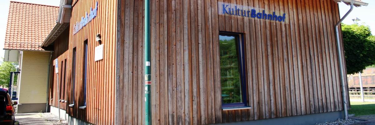 Titelbild - Kulturbahnhof
